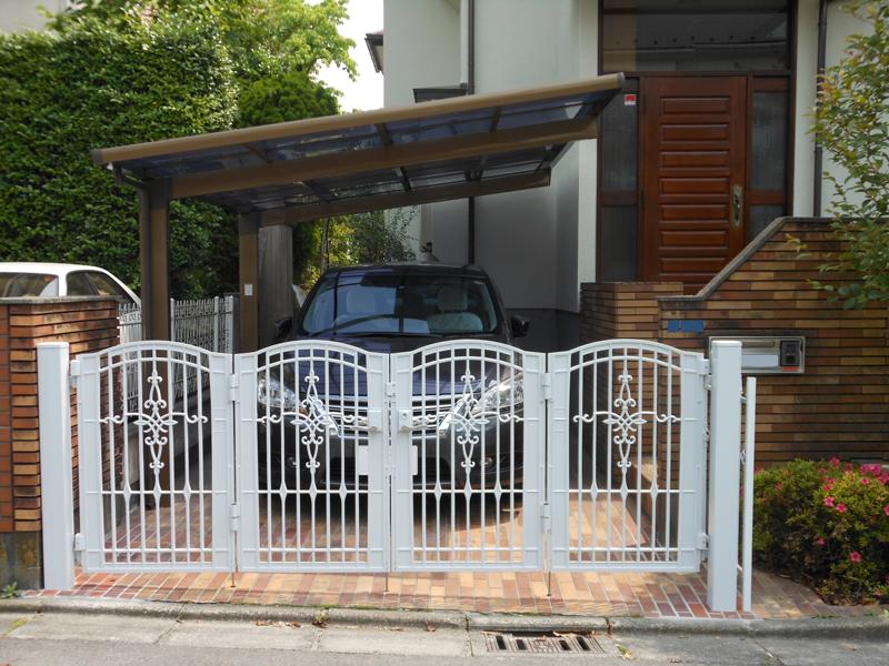 川崎市 門扉のリフォーム